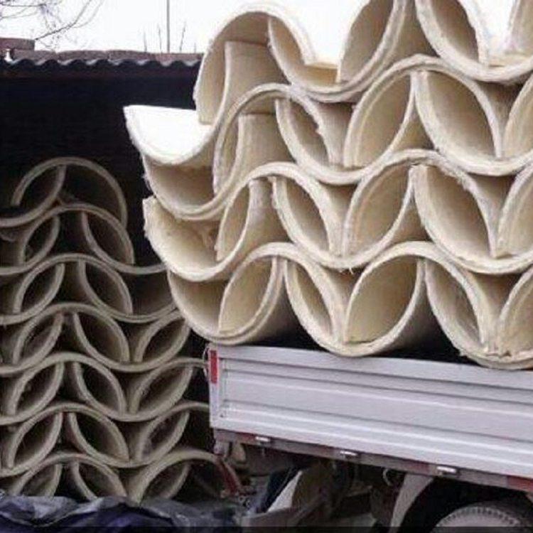 长春聚氨酯保温瓦壳 聚氨酯保温板 厂家直供保温瓦