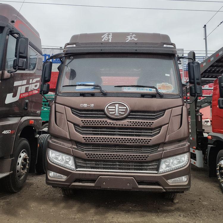 解放龙V6.8米载货车中重卡货车解放厂家经销商