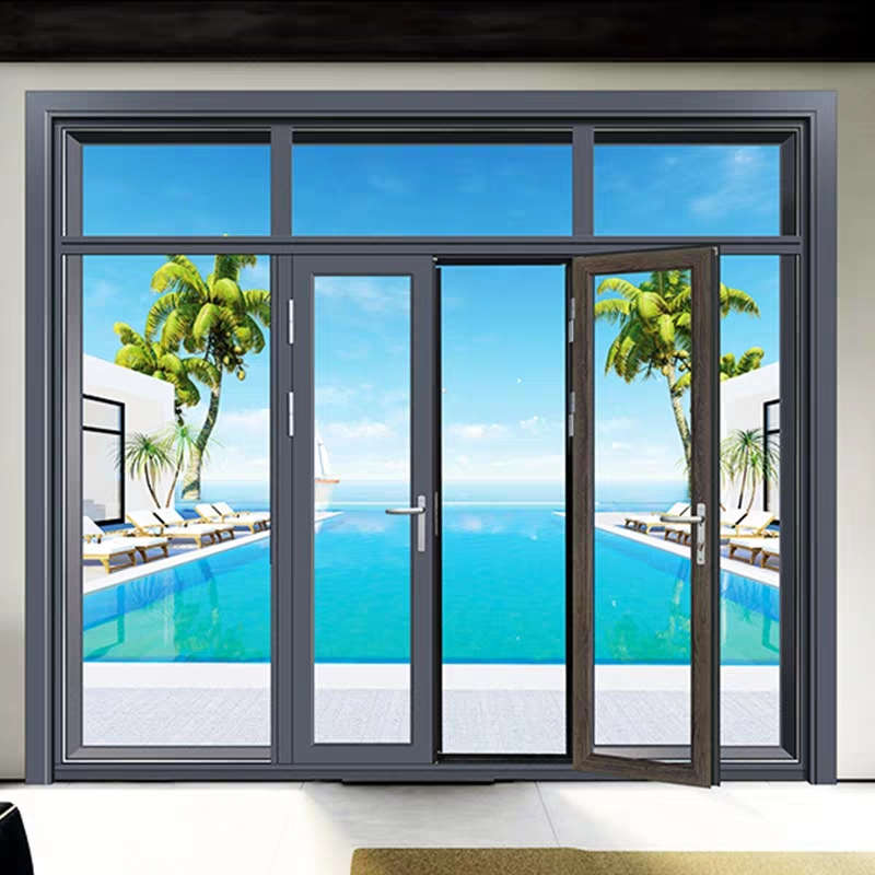 长春断桥铝门窗加工厂直销门窗价格优惠