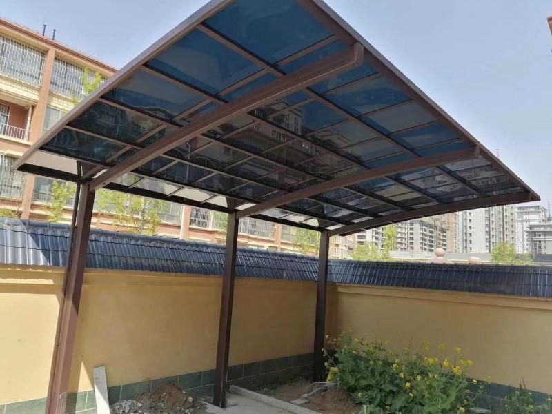 长春户外雨棚   型材优质  做工精细  售后保障