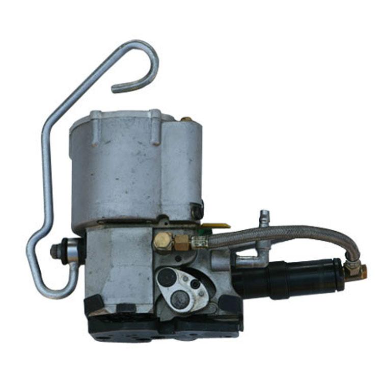 QWK-16/19A型气动无锁扣扎捆机 延边打包机厂家