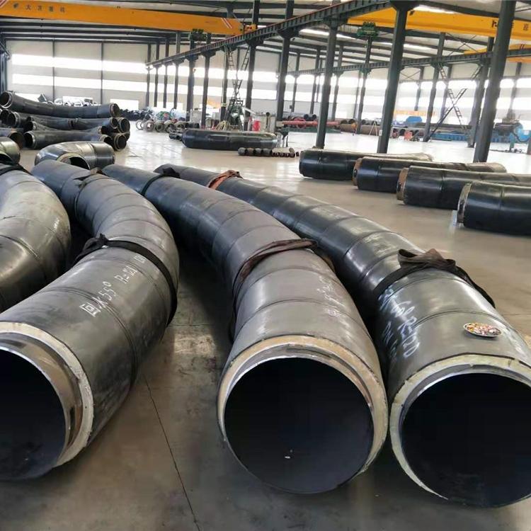 长春管道厂家直销保温弯管 聚德管道保温弯管  品质保证