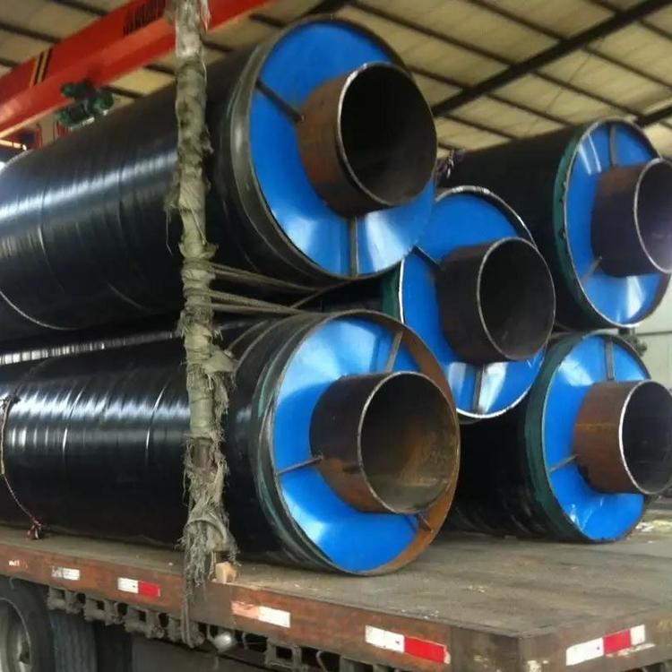 优质供应 长春钢套钢蒸汽保温 源头厂家