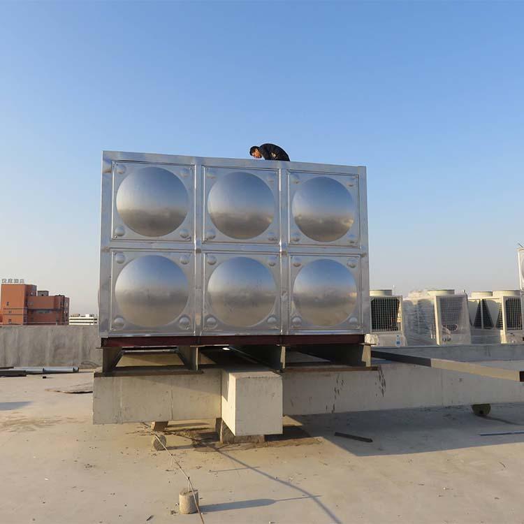 水箱不锈钢水箱定制 不锈钢保暖水箱